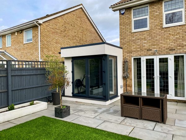 A Vivid Green extension – Space to expand