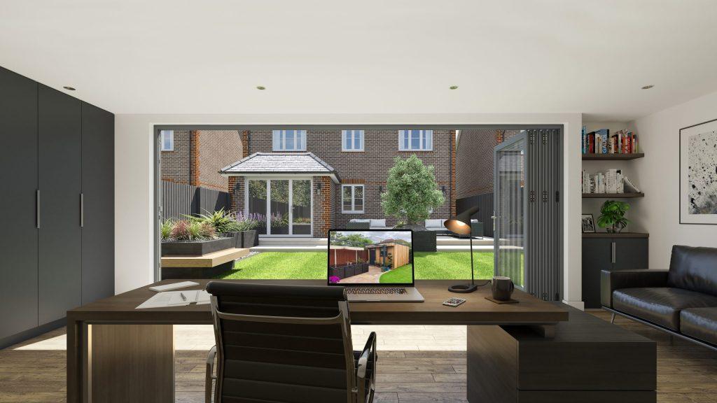 Garden Office – Space for work