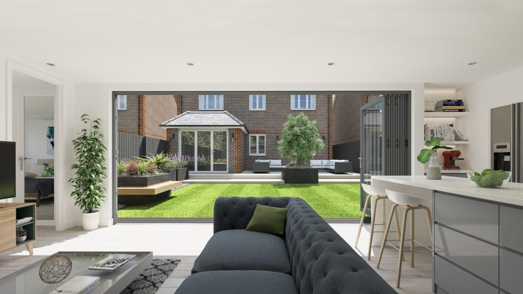 Annexes & extensions –space to expand