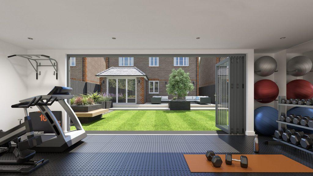 Garden studio –Space to play